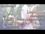 (osu!Gatari) Legendre nameless - Milk Crown on Sonnetica MiLk ShAke 9 HDSD 98.03 FC 906pp