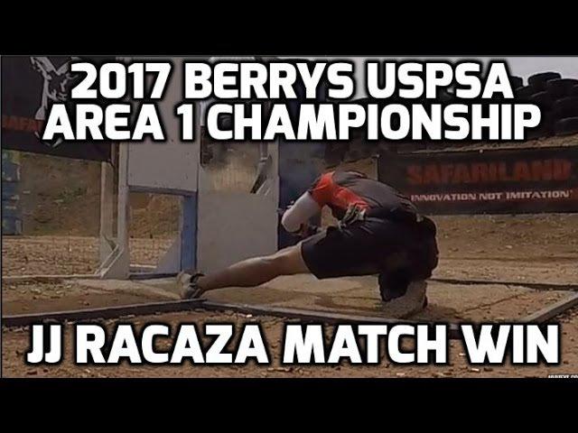 2017 USPSA Area 1 Championship JJ Racaza Match Win Shane Coley, Practical Pistol Shooting Mark Brown