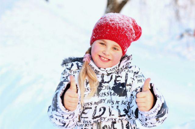 Мэрия Томска установила, при какой погоде можно не ходить в школу