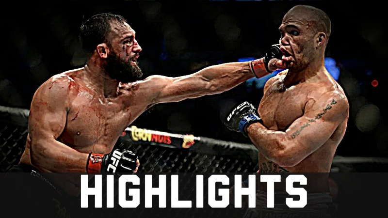 Johny Hendricks vs. Robbie Lawler 2 ● Fight Highlights ● HD