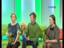 Актёры спектакля Мойдодыр в гостях у программы Легко