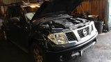 Авторазбор Nissan Navara 2006 2.5 YD25D АКПП 112т