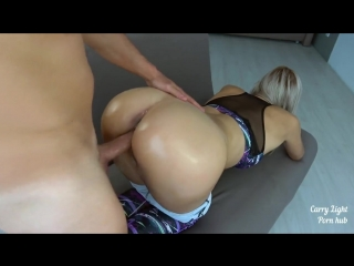 Public Agent | CarryLight -  Grinding in Yoga Pants Cumshot Ass  [Amateur Teen Pussy Fuck POV Doggy] секс порно sex porn pornhub