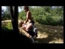 donkey ride the French ponygirl