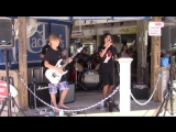 Seven Nation Army Cover in Treasure IslandSt. Pete Beach by amazing kid band