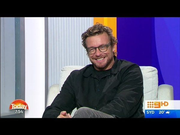 Simon Baker on directing his first movie | Today Show