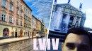 ГОРОДА Львов Жемчужина Европы Гора Высокий Замок Подземелья Львова Кофейная Шахта Ратуша LVIV