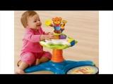Видео обзоры игрушек - Стойка ТАНЦУЮЩИЙ МИШКА Vtech