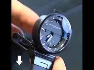 Часы Porsche Design Diver со скидкой 70%
