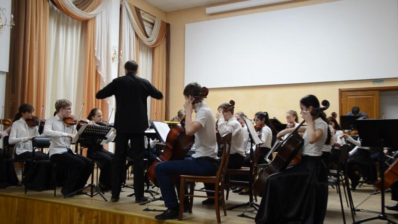 Струнный оркестр. Зобнин А
