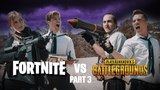 Типичный PUBG vs Fortnite 3 серия