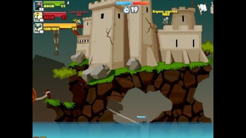 Вормікс: Я vs Король мертвих (50 рівень)
