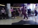 Где твоя любовь?-Скриптонит feat Major Lazer//Dancehall female choreo by OlyaBamBitta//RaD station