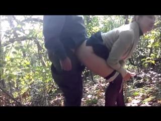 Bbw секс на природе
