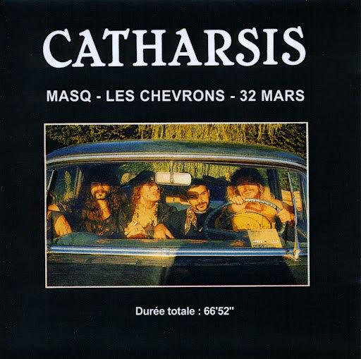 Catharsis альбом Masq - Les Chevrons - 32 Mars (Best of)