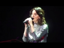 Lana Del Rey – Cherry / Scarborough Fair (Live @ «LA To The Moon Tour»: «Little Caesars Arena»)