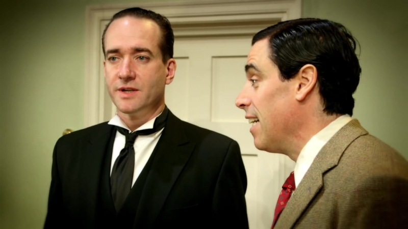 Jeeves and Wooster in Perfect Nonsense анонс