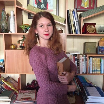 Оля Шмакова