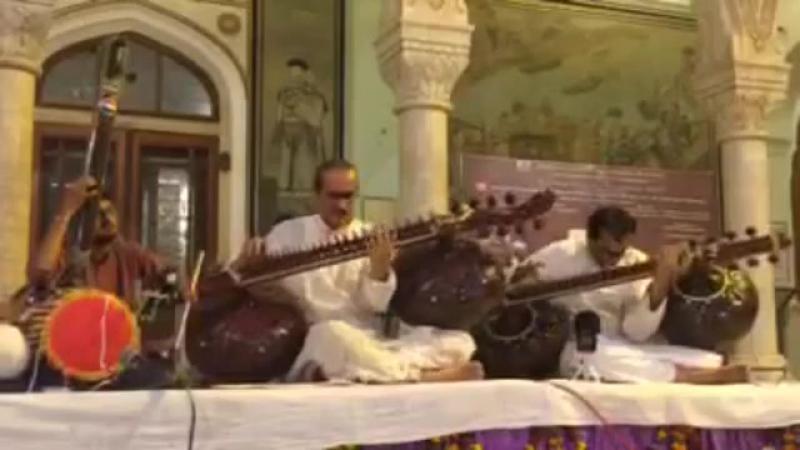 Ustad Bahauddin Dagar - Raga Yaman - Alap