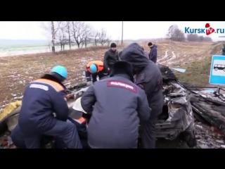 Курск. По факту гибели пятерых студентов в аварии возбуждено уголовное дело