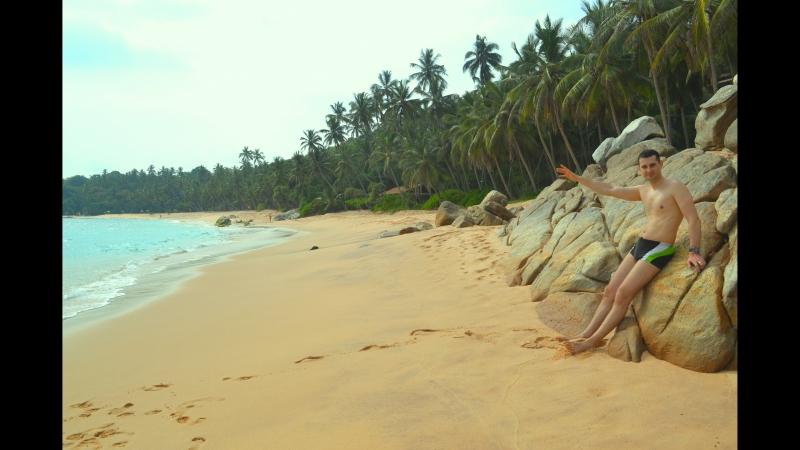 Отдыхая на пляже, попробовал вспомнить тренировки по акробатике) сальто сальтоназад спорт шриланка пляж srilanka beach