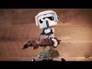 Scout Smuggler's Bounty Endor FUNKO POP