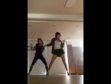 хена танцует рианну
