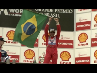 Top 10 Most Emotional Moments at the Brazilian Grand Prix