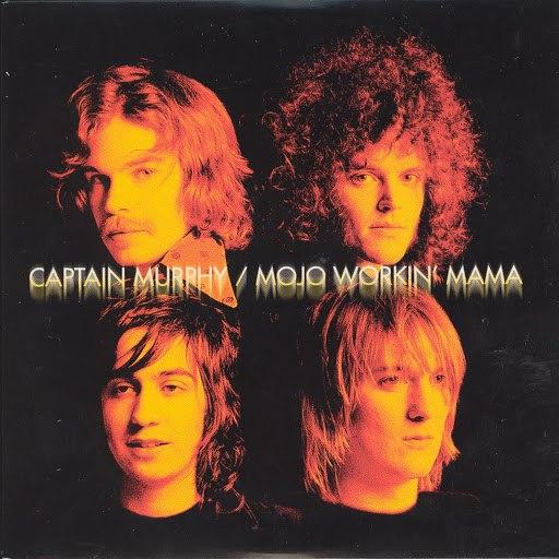Captain Murphy альбом Mojo Workin Mama