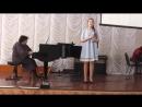 Бармина Дарья. Ц.Кюи. Песня принцессы из оперы Кот в сапогах