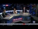 Вадим Новинский в Вечернем прайме 30 01 2018
