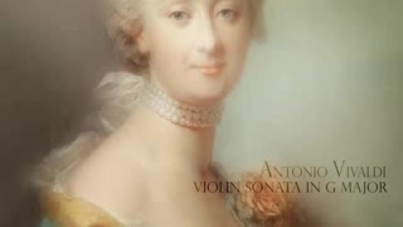 Anon. [previously attrib. to A. VIVALDI] Violin Sonata in G major RV Anh.140 [RV 24], Conserto Vago