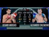 Bellator 185: Mousasi vs. Shlemenko