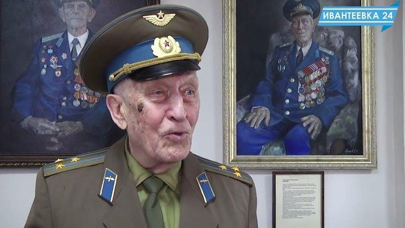 Выставка картин ветеранов войны Алисы Гергая