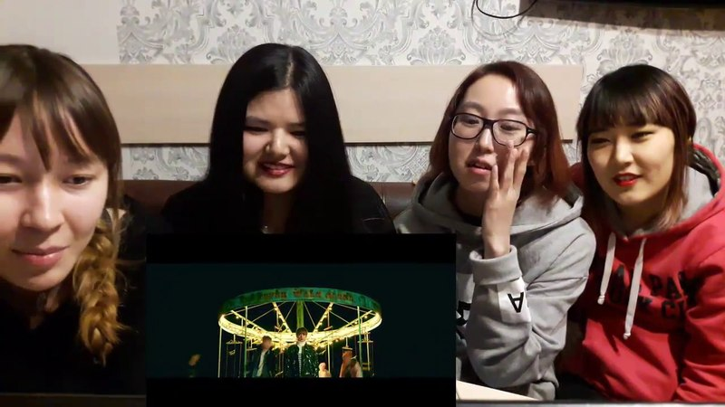BTS - Spring Day MV Reaction / J-Hope как всегда выделился!