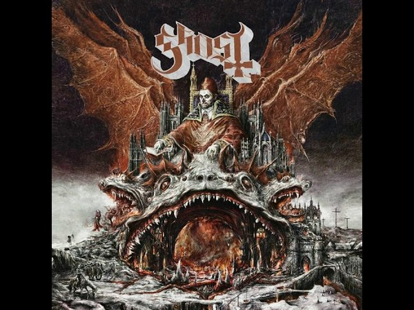 Ghost - It´s a Sin (Pet Shop Boys cover)