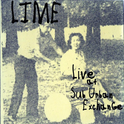 Lime альбом Live at Suburban Exchange