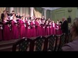 70-летие Любительского академического хора консерватории им.Римского-Корсакова
