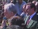 პრეზიდენტი ზვიად გამსახურდია ზუგდიდში 25.9.1993წ