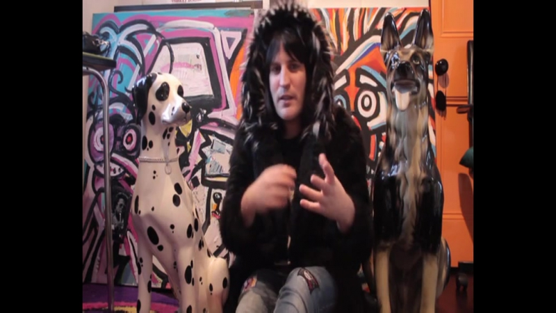 An Evening With Noel Fielding: Documentary - The Peloton On Tour With Noel Fielding