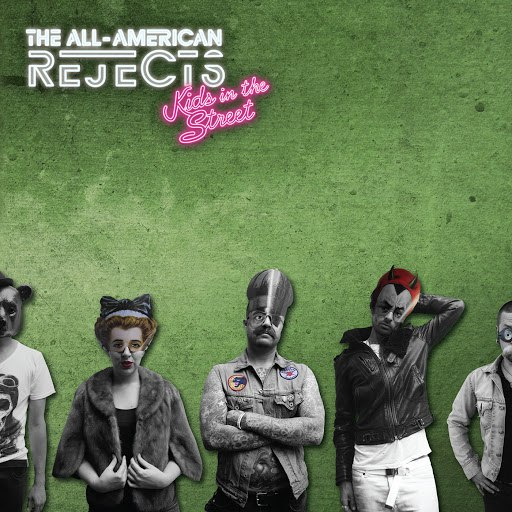 The All-American Rejects альбом Kids In The Street