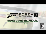 How to Corner Like a Pro - Forza Motorsport 7 Driving School #1
