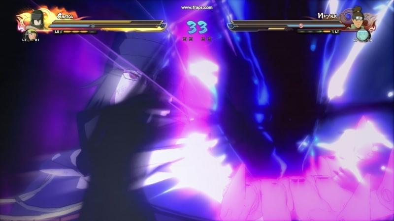 Совместная Супер-Способность Наруто и Саске