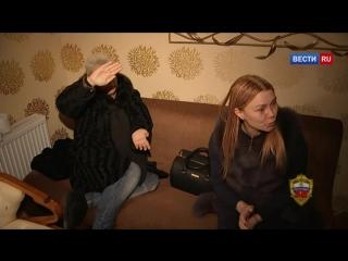 Проститутки прятались от оперативников в гардеробе