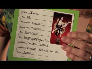 Interactive Teaching Tip #4 - Role Cards