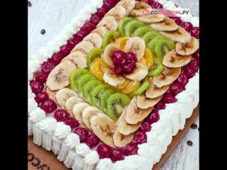 Торт Экзотика