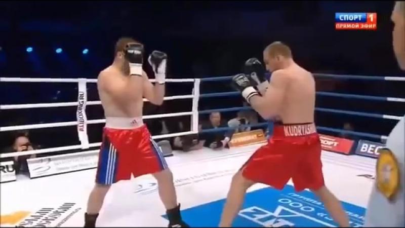 Самый крутой нокаутер России!Соперники падают в первом раунде