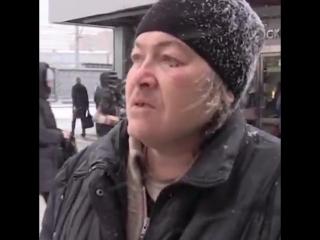 Московские бомжи учат английский язык к ЧМ-2018