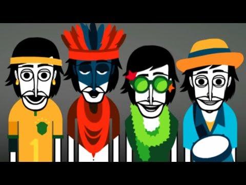 МУЗЫКА НЕ МУЗЫКАНТА 5 - БРАЗИЛИЯ! ► Incredibox v5