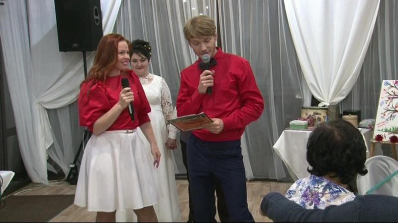 Свадьба в загородном клубе Берлога - гора Ежовая